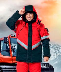 Куртка зимняя «Аляска»