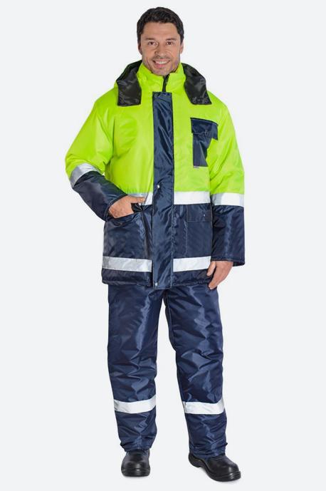 Зимний костюм «Трасса» RZ-6