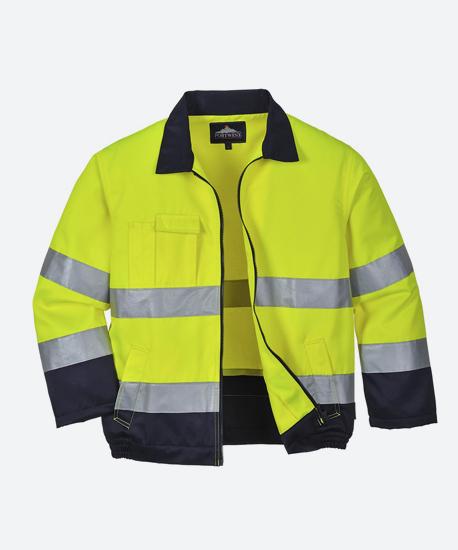 Куртка летняя сигнальная RL-5
