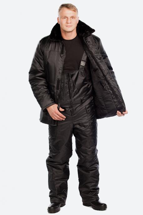Костюм охранника зимний OZ-9
