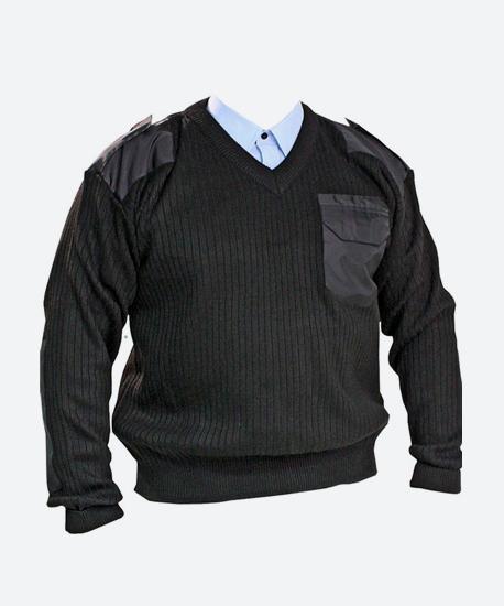 Джемпер охраны черный OT-1